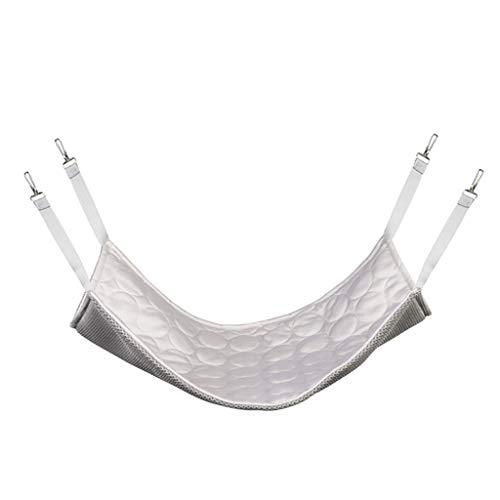 Bravetoshop New Pet Hanging Blanket Summer Breathable Cloth Cat Hanging Swing Pet Bed Comfortable...