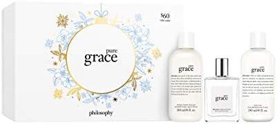 philosophy pure grace eau de toilette 3 piece giftset 18 fl oz product image