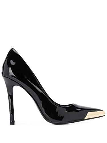 Versace Luxury Fashion Damen E0VVBS0171335899 Schwarz Pumps | Frühling Sommer 20