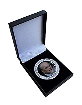 Prince Philip Duke of Edinburgh A Live of Service Coin Medal - Boxed