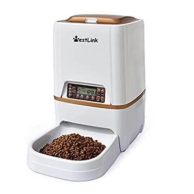 WestLink Automatic Feeder for Dogs