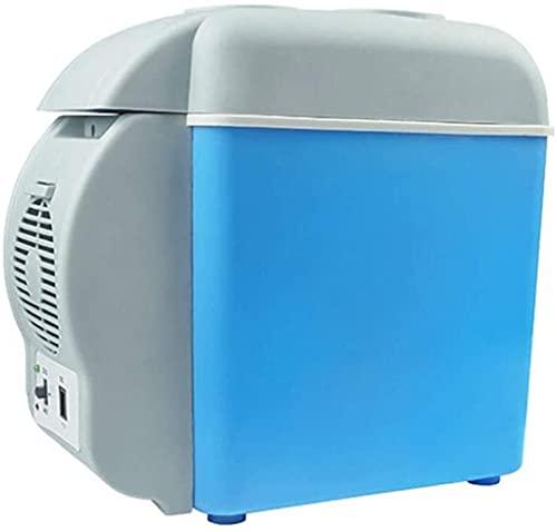 SONG Mini Nevera, congelador Mini Nevera para automóviles Mini refrigerador de kuppet