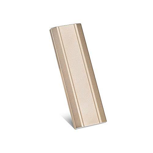 Hard disk esterno di tipo C USB 3.1 portatile da 1 a 2 TB per disco rigido esterno compatibile con Mac Laptop e PC (Gold-1TB)