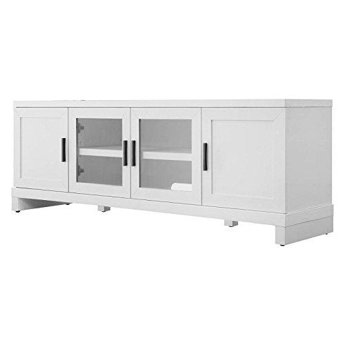"""65"""" TV Stand With Storage White - Threshold™"""