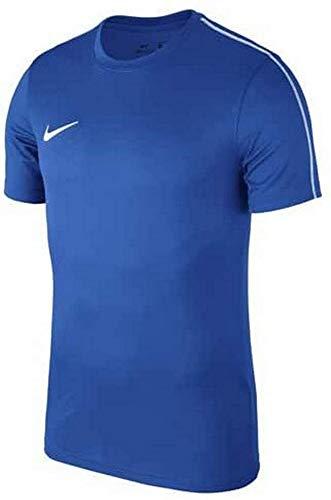 Nike Herren Dry Park 18 Trikot, Blau (Royal Blue/White), S