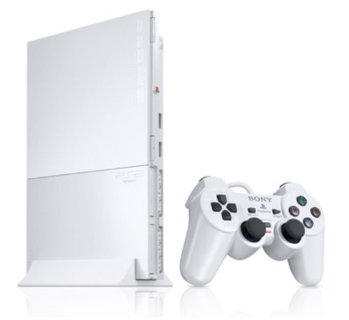 PlayStation 2 セラミック・ホワイト (SCPH-90000CW) 【メーカー生産終了】