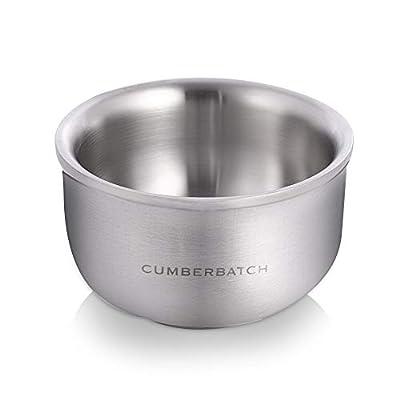 Cumberbatch Stainless Steel Shaving