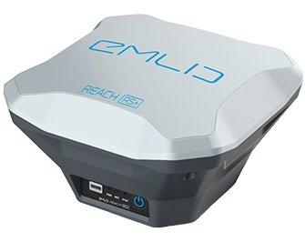 Reach RS+ RTK GNSS Empfänger für Drohnen, Vermessung, Navigation, Photogrammmetrie, Landwirtschaft, GPS, GLONASS, BeiDou, Galileo