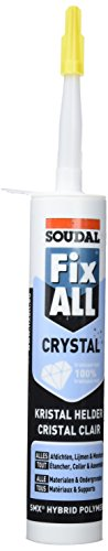 SOUDAL Kleber Fix All Crystal 290 ml transparent