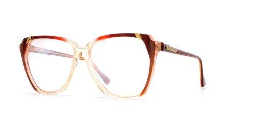 Pilar Crespi - Montura de gafas - para mujer Rojo Red Clear