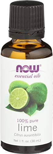 Óleo Essencial de Lime Limão (30ml) Now Foods 100% PURO