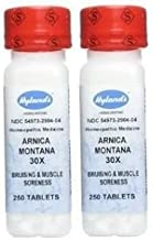 Hyland's Arnica Montana 30X Tabs, 250 ct (Pack of 2 units)