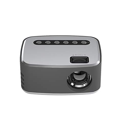 Professional Projector, Built-in Dual HiFi Speakers, HD 1080P, Low-Frequency Flashing LED Technology, Portable Outdoor Projector, Provide HDMI Port, USB Port, AV Port and TF Card -  Shavanpark