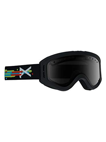 Burton Tracker Gafas de Snowboard, Niños, Hurrrl/Smoke