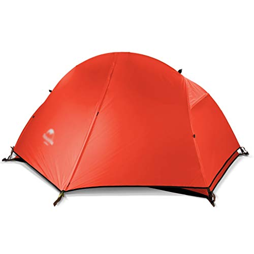 Camping tent Ultralight Single Person Tent,Lightweight Backpacking Tent,1 Person Personal Bivy Tent Easy Setup for Travel Outdoor Mountaineering Hiking One People Sleeping (color : C)