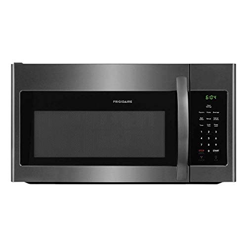 Frigidaire 1.8 Cu. Ft. Black Stainless Steel Over-The-Range Microwave
