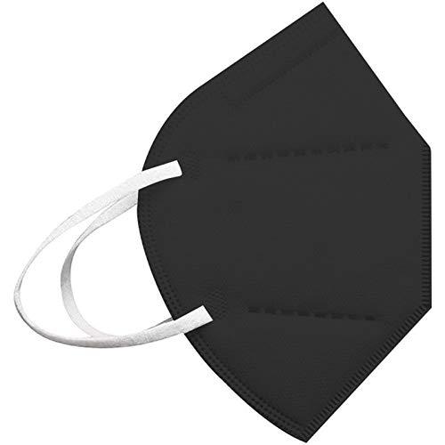 GYZF Protección infantil 3D De_𝙈𝙖𝙨𝙘𝙖𝙧𝙞𝙡𝙡𝙖𝙨_Desechable con Estampado Color sólido 10/20/25/50/100PC, 5 capas Para_Protector_Bucal (10)