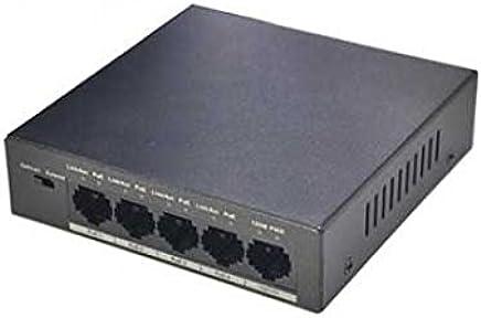 Dahua Switch Ip Poe 10/100 4 Porte Dahua Pfs3005 4P 58 - Trova i prezzi più bassi