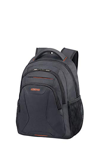 American Tourister At Work Mochila tipo casual 50 centimeters 25 Gris  Grey Orange