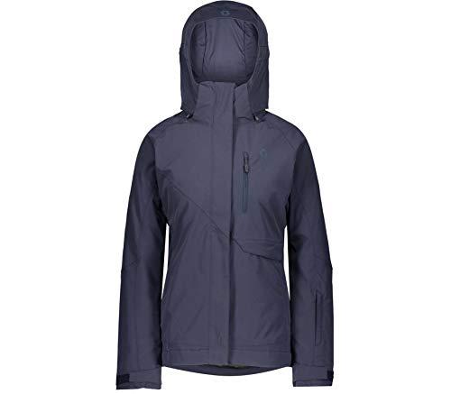 Scott W Ultimate Dryo 10 Jacket Blau, Damen Regenjacke, Größe M - Farbe Blue Nights
