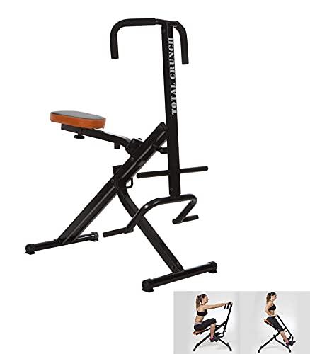 ZJZ Ab Booster, total Crunch , como se ve en la máquina de entrenamiento de TV para abdominales, brazos, piernas, espalda y cuerpo completo, sistema aeróbico,producto original