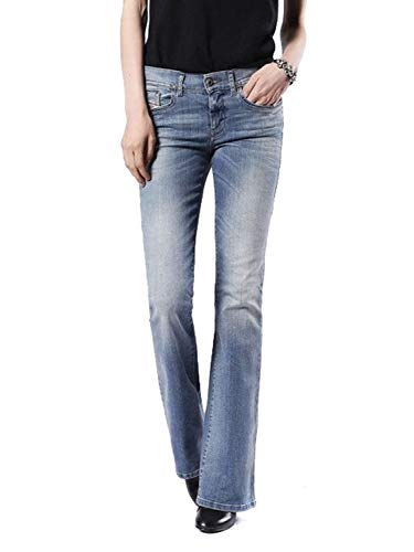DieselLOWLEEH - Jeans Bootcut - 0675d