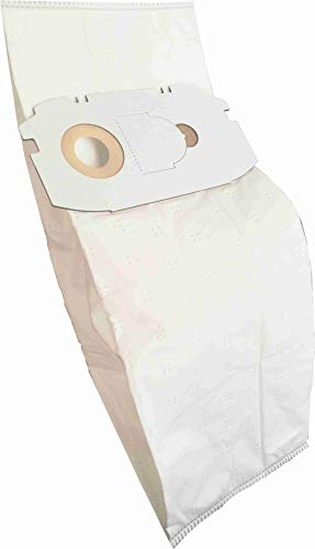 daniplus 456772, 498410 - 10 sacchetti per aspirapolvere in tessuto non tessuto adatti per FESTOOL CT/CTL/Mini/MIDI, 456772