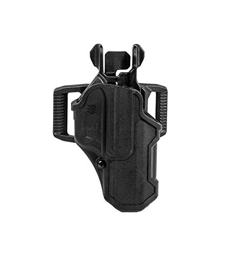 T-Series L2C Compact Holster, Glock 19/26/27 Black RH