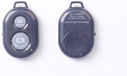 RICISUNG Max 73% OFF Wireless Bluetooth Camera Shutter Baltimore Mall Control for Remote Sm