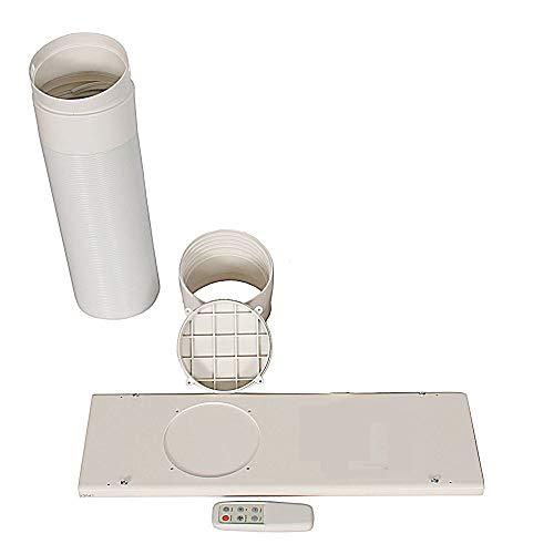 Whynter ARC-12S 12,000 BTU Portable Air Conditioner, Platinum