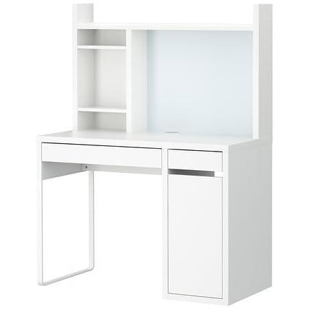 IKEA(イケア) MICKE ホワイト 79903015 ワークステーション、ホワイト