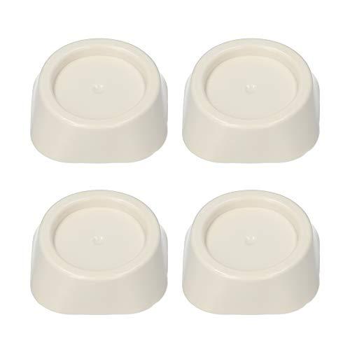 DISBA Schwingungsdämpfer für Waschmaschinen, Dämpfer Unterlage zur Absorbierung von Vibrationen und zur Geräuschvermeidung
