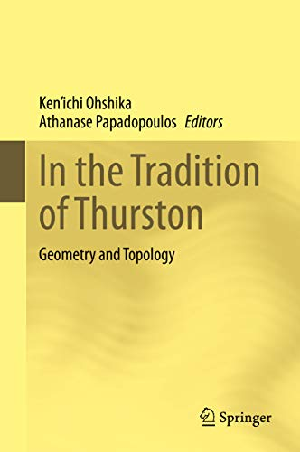 In the Tradition of Thurston: Geometry and Topology