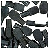 WIDGETCO 1/4' Black Nickel Shelf Pins