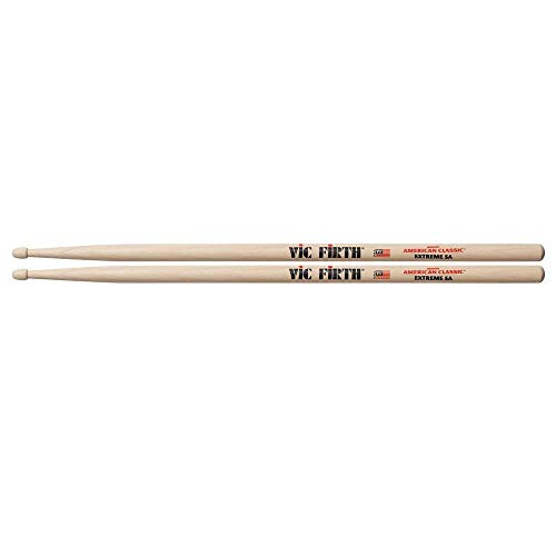 Vic Firth Extreme Drumsticks 5A (Hickory, Holzkopf)
