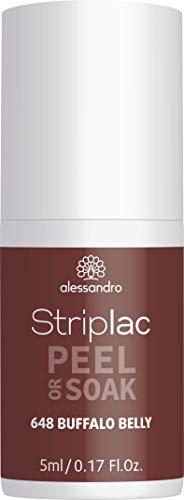 alessandro Striplac Peel or Soak Buffalo Belly - LED Nagellack, 5 ml 48-648