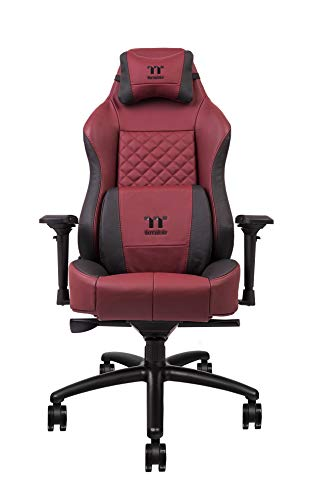 Tt eSPORTS Gaming Chair, Rot, Standard