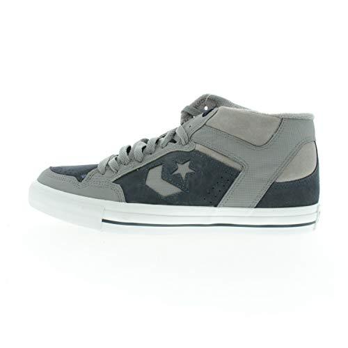 Converse Herrenschuhe Sneaker Weapon S Mid Grau 110937 (43)