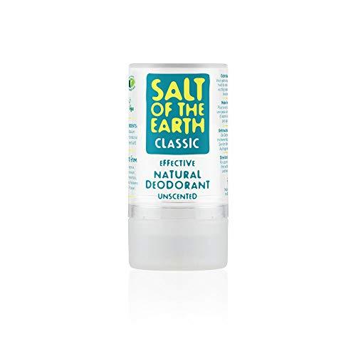 The Healthy Option Crystal Spring Salt Of The Earth Deodorant