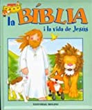 La biblia i la vida de jesus: 000 (INFANTIL CATALÀ)