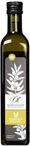 Ölmühle Solling Olivenöl/Italien extra vergin - nativ + kaltgepresst - 500ml - BIO