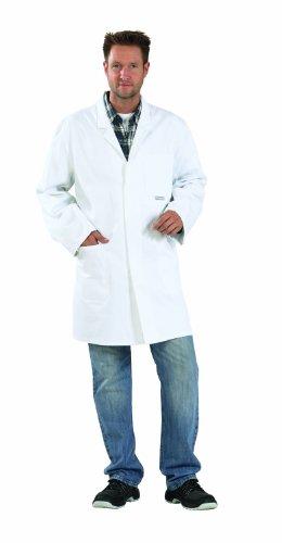 PLANAM Berufs-Mantel BW 290 - weiß - Größe: 48