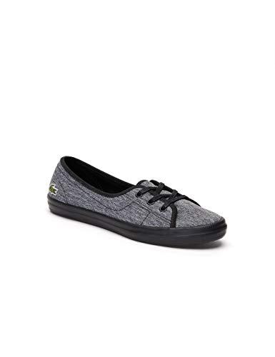 LACOSTE ZIANE CHUNKY 319 1 CFA Sneakers femmes Zwart Lage sneakers