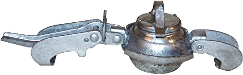 JGB Enterprises 026-960-EP60 Mail order cheap Galvanized Coupling Colorado Springs Mall Bauer Type Male