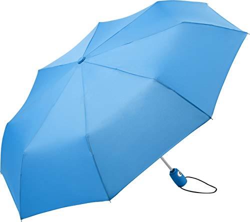 Eyepower 5460 - Mini ombrello da borsa Blu ciano Taglia unica