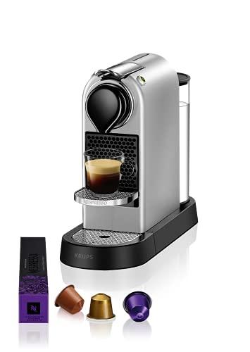 Krups Nespresso XN741B Kaffeemaschine...