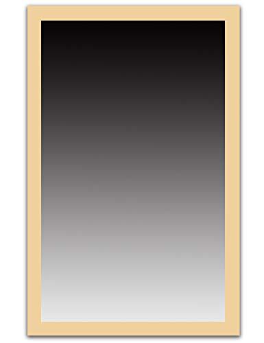 Dr. Fleischmann LED Badezimmerspiegel Lichtspiegel Wandspiegel 40x60cm Warmweiß