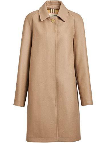 Burberry Luxury Fashion Donna 8002882 Marrone Cappotto | Stagione Permanente