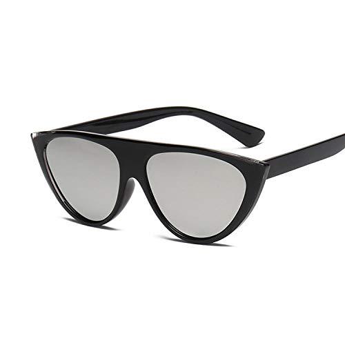 Gafas de sol de verano vintage ojo de gato gafas de sol mujeres gafas de sol mujer retro negro gafas de sol señoras