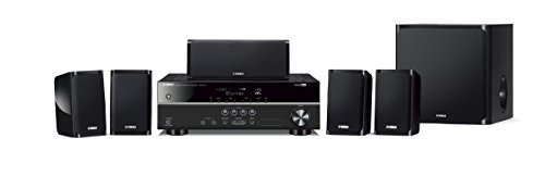 Yamaha YHT-1840 Kit Home Cinema 5.1, Nero